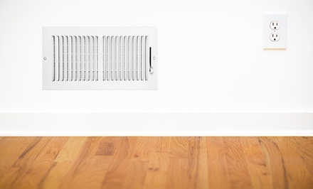 HVAC Cleaning and Inspection from Breathe Healthy USA (86% Off)