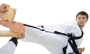 Charles Harris Karate: $49 for $139 Worth of Martial-Arts Lessons — Charles Harris Tae Kwon Do & Aikido