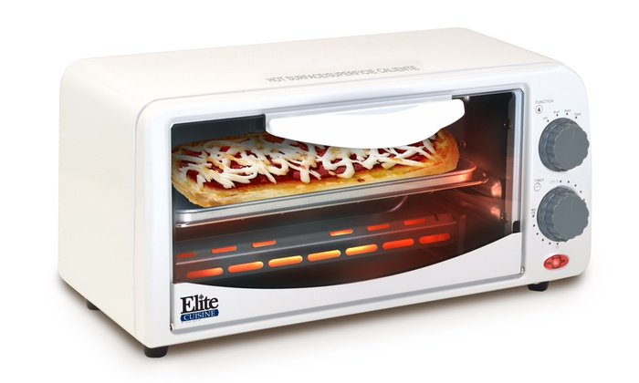 Elite Toaster Oven By Maxi Matic Groupon Goods