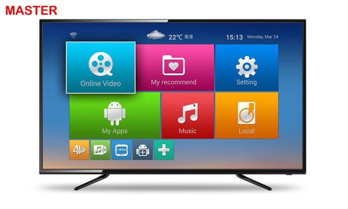 """אל - כל סחר אלקטרוני בע""""מ - Merchandising (IL): טלויזיה חכמה """"65 בעלת Wi-Fi מובנה לגלישה מהירה ומגוון אפליקציות"""