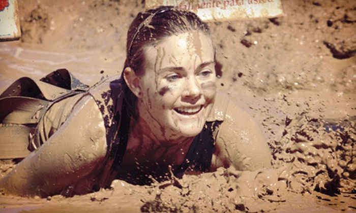 Mad Mud Run Phoenix - Desert View: Race Entry for One, Two, or Five to the Mad Mud Run Phoenix on Saturday, November 17 (Up to 53% Off)