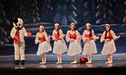 Ballet Concerto Presents: A Holiday Special at Will Rogers Memorial Center on Friday, December 12 (Up to 45% Off)