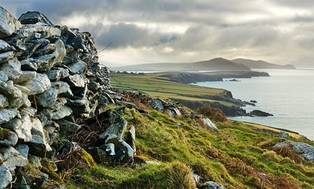 ✈  8-Day Ireland Vacation with Airfare and Rental Car from Great Value Vacations; Price/Person Based on Double Occupancy