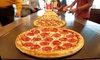 CiCi's Pizza  - Sevierville: Pizza, Pasta, and Salad Buffet for Two or Four at Cici's Pizza (46% Off)