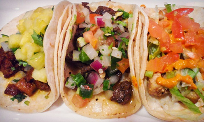 Chino Cantina - Five Points: $15 for $30 Worth of Mexican Food and Drinks at Chino Cantina