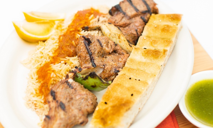 Panjshir - Falls Church: $12 for $20 Worth of Afghan Food at Panjshir