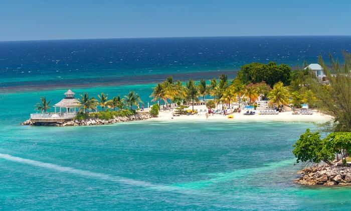 AllInclusive Holiday Inn Resort Montego Bay Stay With Airfare - All inclusive resorts montego bay