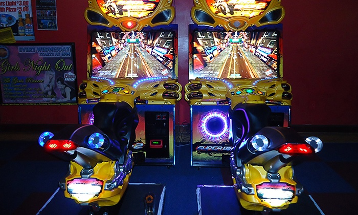 Jillian's of Worcester - Worcester: $20 for $50 Worth of Arcade Games at Jillian's of Worcester