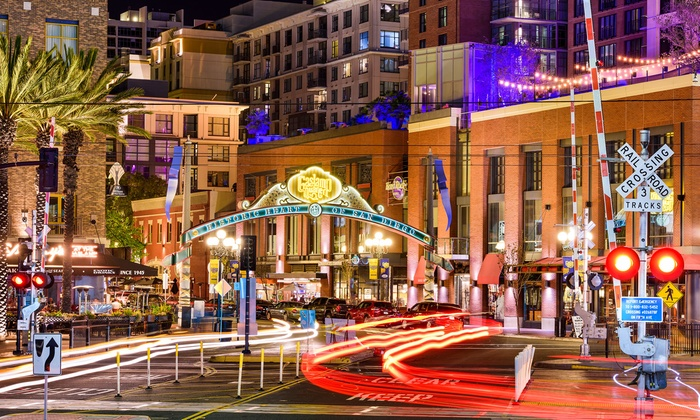 4-Star Hotel in San Diego's Gaslamp Quarter