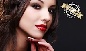 Permanent Beauty Studio: Permanent Make-up für Wimpernkranz, Lidstrich oder Augenbrauen im Permanent Beauty Studio (bis zu 85% sparen*)