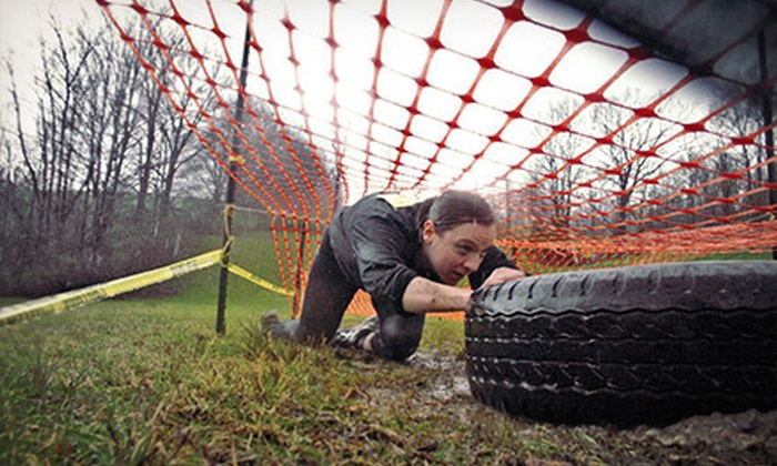 YMCA Adventure Warrior Race - Middlecreek: YMCA Adventure Warrior Race Entry for One or Two on Saturday, March 23 (Half Off)