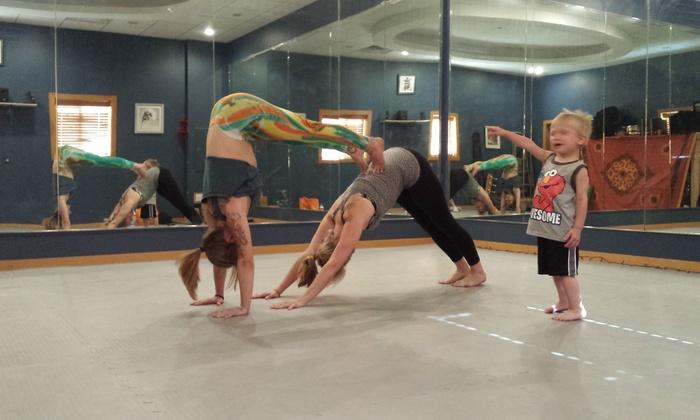 Vital Creations Studio - Burke: 10 Yoga Classes at Vital Creations Studio (60% Off)