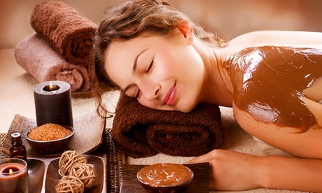 Ritual de chocolaterapia en pareja con opción a envoltura y exfolación desde 29,99 € en Belleza Pantera Negra