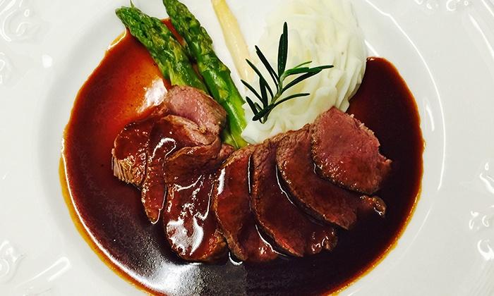 La Crémaillère Restaurant - Bedford/Banksville: Prix Fixe Tasting Menu at Zagat-Rated La Crémaillère (Up to 55% Off). Six Options Available.
