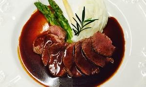 La Crémaillère Restaurant: Prix Fixe Tasting Menu at Zagat-Rated La Crémaillère (Up to 55% Off). Six Options Available.