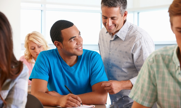 Spectrum Languages - Irvine Business Complex: Five Group Language Classes or Three Private Language Lessons at Spectrum Languages (Up to 56% Off)