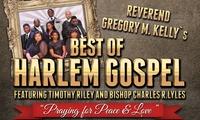 Reverend Gregory M. Kellys Best Of Harlem Gospel Tour von Dezember bis Februar in über 30 Städten (bis zu 43% sparen)