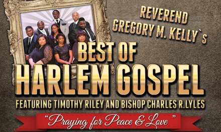 Best Of Harlem Gospel-Tour