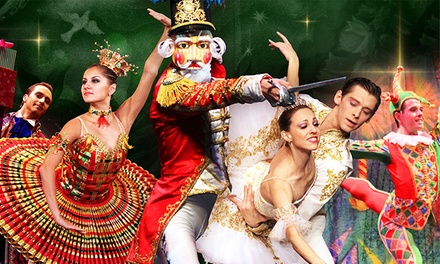 "Moscow Ballet's ""Great Russian Nutcracker"" with Option for Nutcracker and DVD on November 15 at 2 p.m."