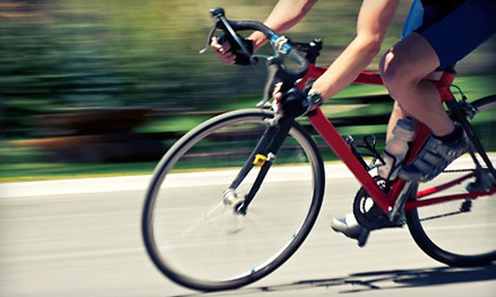 Handy Bikes - Grandview Heights: $25 for a Bicycle Tune-Up and Safety Inspection for 1 or 2 Bikes at Handy Bikes (Up to 58% Off)
