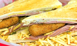 Mary's Cuban Kitchen & Bakery: $12 for $20 Worth of Cuban Cuisine at Mary's Cuban Kitchen & Bakery