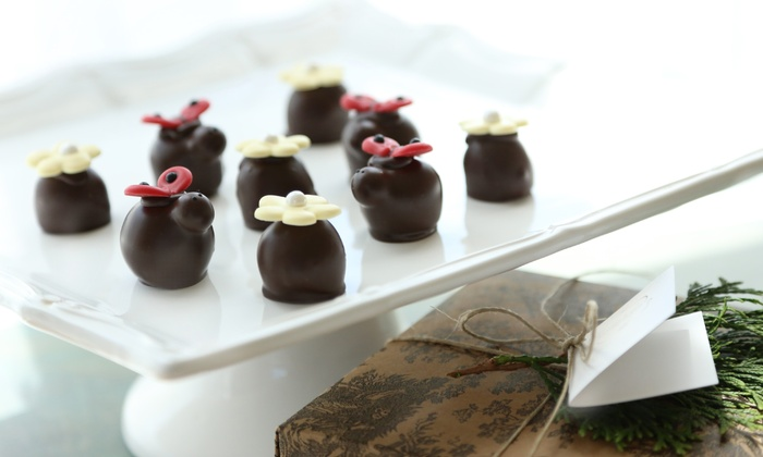 The Cordial Cherry - West Omaha: $12 for $20 worth of Chocolate Truffles and Candies at The Cordial Cherry