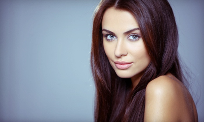 Tundella & Co. - Center City East-Old City: Hair Package with Cut, Shampoo, Style, and Optional Highlights or Keratin Treatment at Tundella & Co. (Up to 72% Off)
