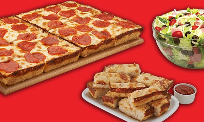 Jet's Pizza - Greensboro: $11 for $20 Worth of Pizza, Wings, and Subs at Jet's Pizza