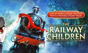 ATG Tickets: The Railway Children Ticket from £12.50 at King's Cross Theatre (Up to 50% Off)