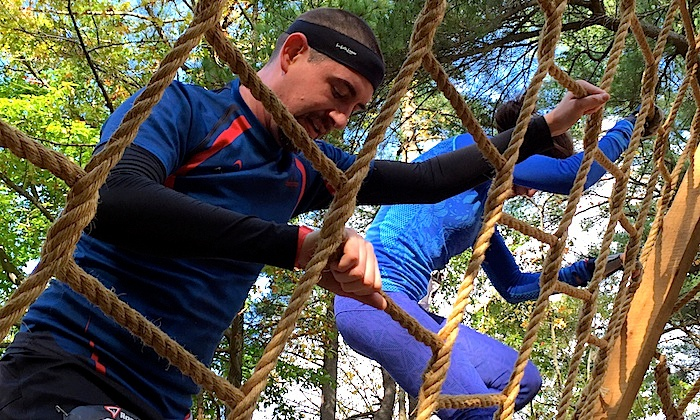 Renegade Run Obstacle Course Race - Hingham: Renegade Run Obstacle-Course for One or Two on Sunday, October 25 (Up to 20% Off)
