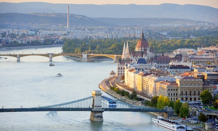✈ Prague and Berlin or Budapest: 4 or 6 Nights at a Choice of Hotels with Flights and Train Transfers*