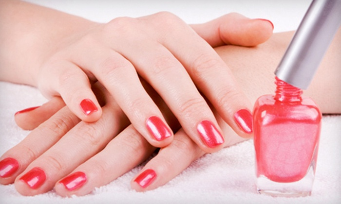 Southwest Nails - Ken Caryl: $25 for Shellac Manicure and Removal at Southwest Nails (Up to $50 Value)