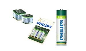 Philips AA or AAA Batteries