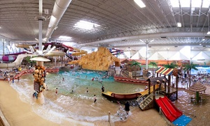 Wisconsin Dells Resort with Indoor Water Park at Kalahari Resorts, plus 6.0% Cash Back from Ebates.