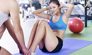 Reflections Training Studio: Four or Eight Personal-Training Sessions with Mark at Reflections Training Studio (Up to 59% Off)