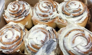 Cinnabon: $18 for Three Groupons, Each Good for $10 Worth of Cinnamon Rolls and Treats at Cinnabon ($30 Value)