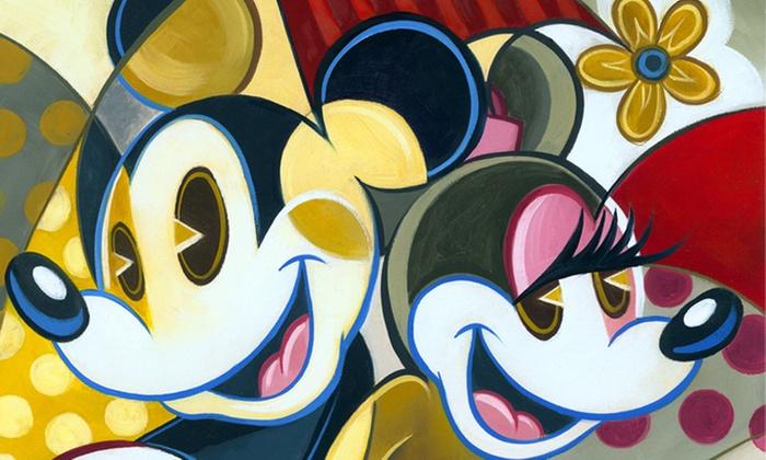 Barker Animation Art Gallery - Multiple Locations: Up to 67% Off Artwork at Barker Animation Art Gallery