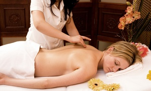 Psychic Lauren: Massage, Massage with Facial, or Massage with Facial and Body Scrub at Psychic Lauren (Up to 56% Off)