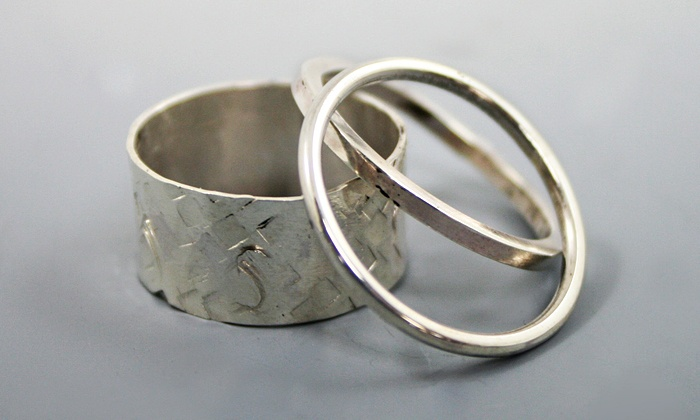 Creative Side - Creative Side: Adult Ring-Making Class or Kids' Jewelry-Making Class at Creative Side (Up to 60% Off). 18 Options Available