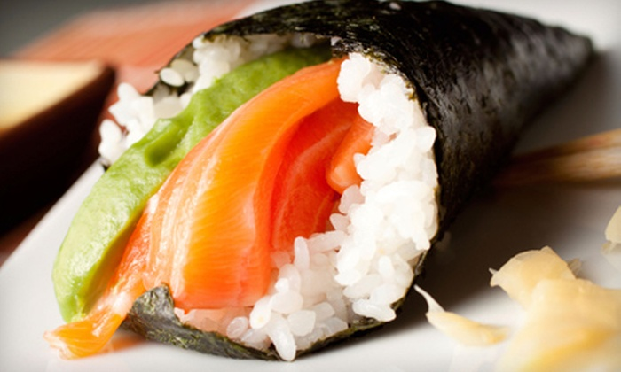 Nishiki Sushi - Midtown: Japanese Dinner or Lunch at Nishiki Sushi (Up to 53% Off)