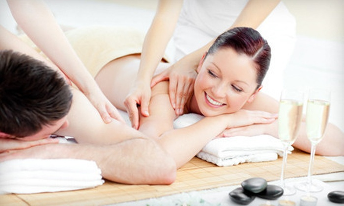 Neha Threading Salon & Spa - Pikesville: Facial, Massage, or Both, or a Couples Massage Package at Neha Threading Salon & Spa (Up to 53% Off)