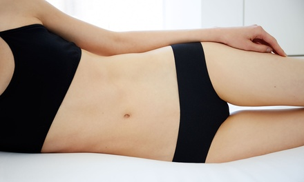 One or Three Brazilian Waxing Sessions at Lash N Wax (Up to 56% Off)