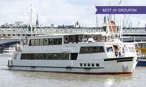 River Thames Tours: Saturday Thames Barbecue Lunch Cruise for One or Two with River Thames Tours