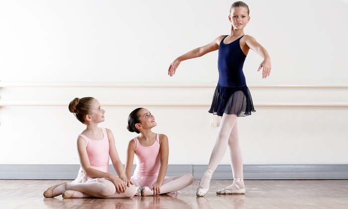 One or Two Months of Dance Classes for One, Two, or Three Children at Intensity Dancers' Studio (Up to 67% Off)