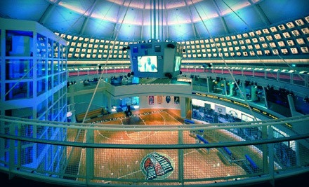 Visit for 2 - Naismith Memorial Basketball Hall of Fame in Springfield