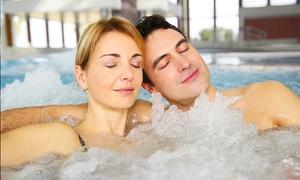 Espace Wellness: Espace Wellness - Percorso spa per 2 persone con sauna, hammam e aeromassaggio