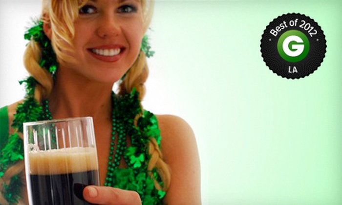 The Queen Mary - Long Beach, California: $25 for Admission to St. Patrick's Day Shamrock 'N' Roll on March 16 on The Queen Mary (Up to $49 Value)