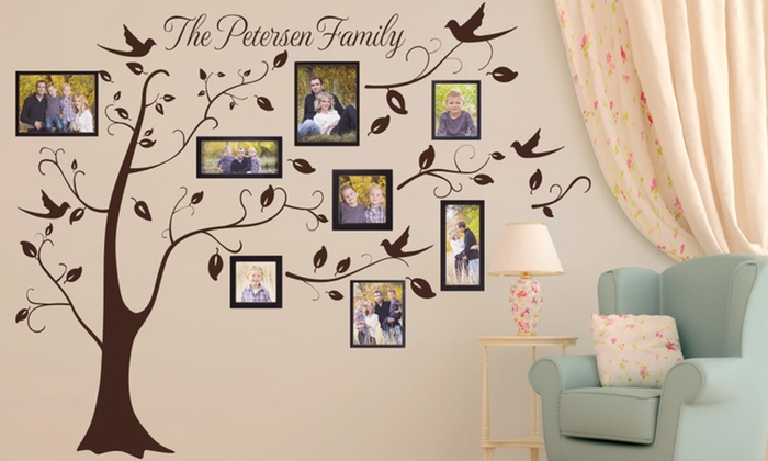 Custom Wall Decor wall decor from lacybella | groupon goods