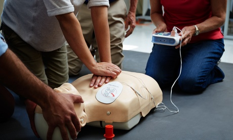 55% Off Certification - CPR / First Aid