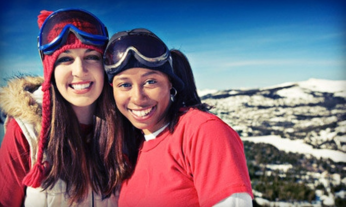 The Wasatch Ski Connection - Cottonwood Heights: $12 for Ski or Snowboard Rental Package from The Wasatch Ski Connection (Up to $27.95 Value)